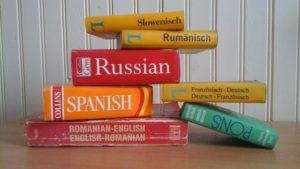 Gdzie za dobre pieniądze mogę sprzedać słowniki językowe?