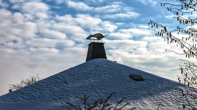 Jakie zakończenie na komin wentylacyjny?
